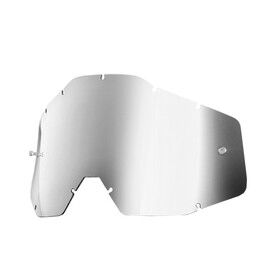 100% Mirror Replacement Anti Fog lenses mirror sølv